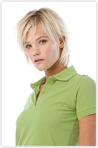 Ladies Safran Polo B&C