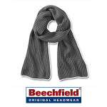 Beechfield-Metro-Knitted-Scarf-b469