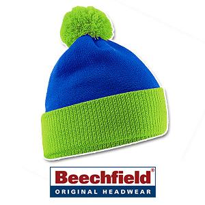 Beechfield-Snowstar-Two-Tone-Beanie-b451