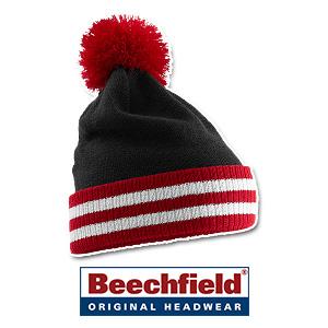 Beechfield-Varsity-Beanie-b453