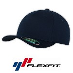 Flexfit Fitted 5 Panel Caps