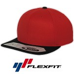 Flexfit Ultimate 110 Fitted Snapback Caps