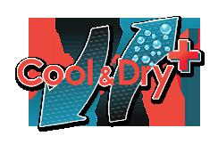 FlexfitFlexfitTechCool+DryLogoSticker
