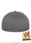 Flexfit 6277 - grey, Rückenansicht