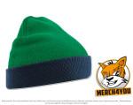 Beechfield b421 - kelly-green/french-navy