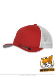 Flexfit 6511T - red/white