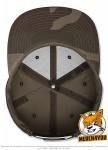 Flexfit 6089CM - wood camouflage; Innenansicht