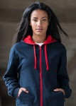 Modelfoto - new french navy fire red