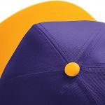 Draufsicht; purple/gold