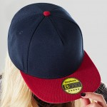 Modelfoto; french-navy/classic-red