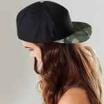 Modelfoto; black/jungle-camo