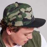 Modelfoto/jungle-camo/lack