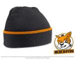Beechfield b471 - black/orange