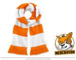 Beechfield b479 - orange/white